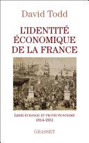 Pdf L'identité économique de la France Telecharger