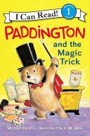 Paddington and the Magic Trick Book