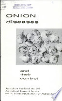 Onion Diseases And Their Control