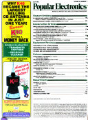 Popular Electronics Book PDF