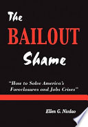 The Bailout Shame