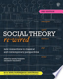 Social Theory Re Wired