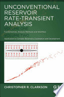 Unconventional Reservoir Rate Transient Analysis
