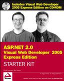 Wrox s ASP NET 2 0 Visual Web Developer 2005 Express Edition Starter Kit
