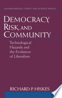 Democracy Risk And Community