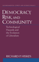 Democracy  Risk  and Community