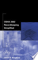 OSHA 2002 Recordkeeping Simplified Book