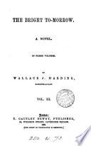 The Bright To Morrow Book PDF