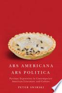 Ars Americana Ars Politica
