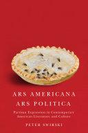 Ars Americana, Ars Politica ebook