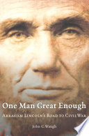 One Man Great Enough Book