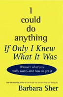 I Could Do Anything If I Only Knew what it was Book PDF