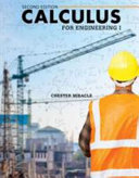 Calculus for Engineering I