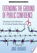 Extending the Ground of Public Confidence