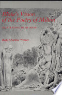Blake S Vision Of The Poetry Of Milton