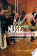 Music and the New Global Culture Book