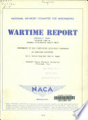 Performance of NACA Eight stage Axial flow Compressor at Simulated Altitude
