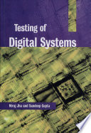 Testing of Digital Systems