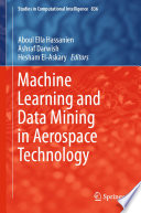 Machine Learning And Data Mining In Aerospace Technology Book PDF