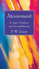 Pdf Atonement