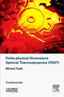 Finite Physical Dimensions Optimal Thermodynamics 1