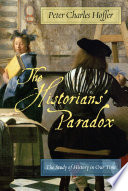The Historians  Paradox