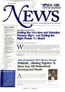 IPMA HR News
