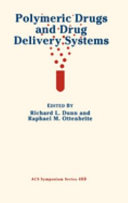 Polymeric Drugs And Drug Delivery Systems Book PDF