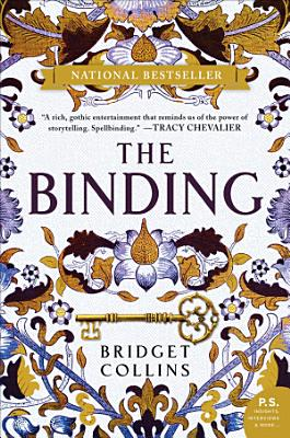 Book cover of 'The Binding' by Bridget Collins