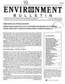 Environment Bulletin