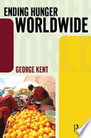 Ending Hunger Worldwide Book