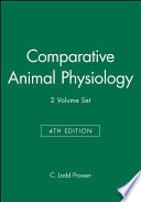 Comparative Animal Physiology, 2 Volume Set