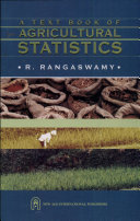 A Text Book of Agricultural Statistics