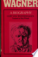 Wagner  A Biography Book