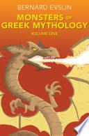 Monsters of Greek Mythology Volume Two Book