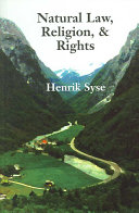 Natural Law  Religion  and Rights