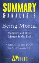 Summary & Analysis of Being Mortal Pdf/ePub eBook