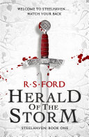 Pdf Herald of the Storm (Steelhaven: Book One) Telecharger