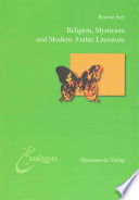 Religion Mysticism And Modern Arabic Literature