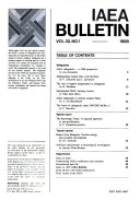International Atomic Energy Agency Bulletin