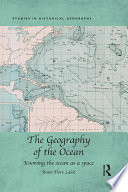 The Geography of the Ocean