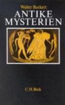 Antike Mysterien: Funktionen und Gehalt - Seite 143