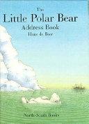 Little Polar Bear Address Book