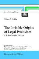 The Invisible Origins of Legal Positivism