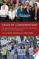 Crisis of Conservatism