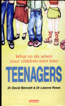 What to Do when Your Children Turn Into Teenagers