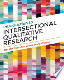 Introduction to Intersectional Qualitative Research Book
