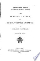 The Scarlet Letter And The Blithedale Romance Book PDF