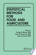 Statistical Methods for Food and Agriculture