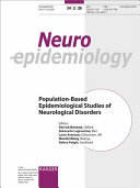 Population Based Epidemiological Studies of Neurological Disorders Book